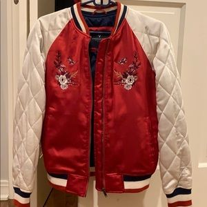Cute bomber jacket